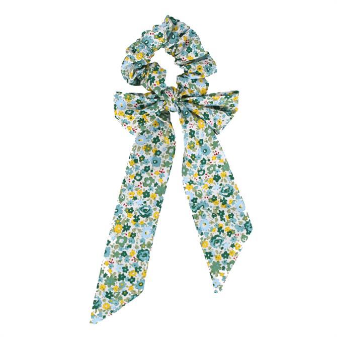 Forever England Floral Ponytail Scrunchie