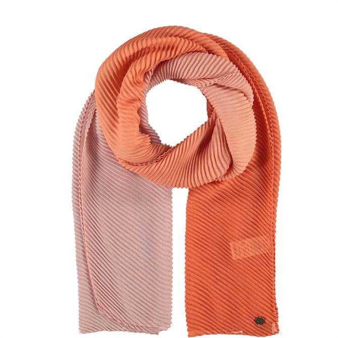 Fraas Orange Ombre Stole