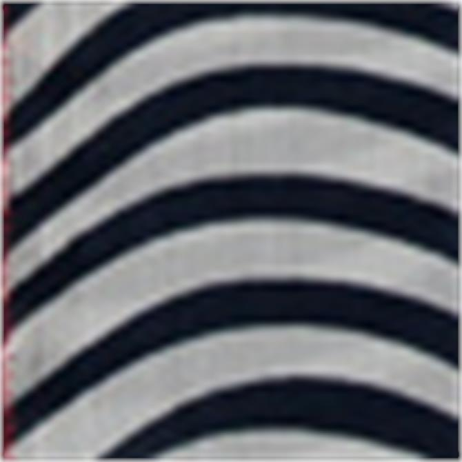 Fraas Ladies Striped Cotton Scarf