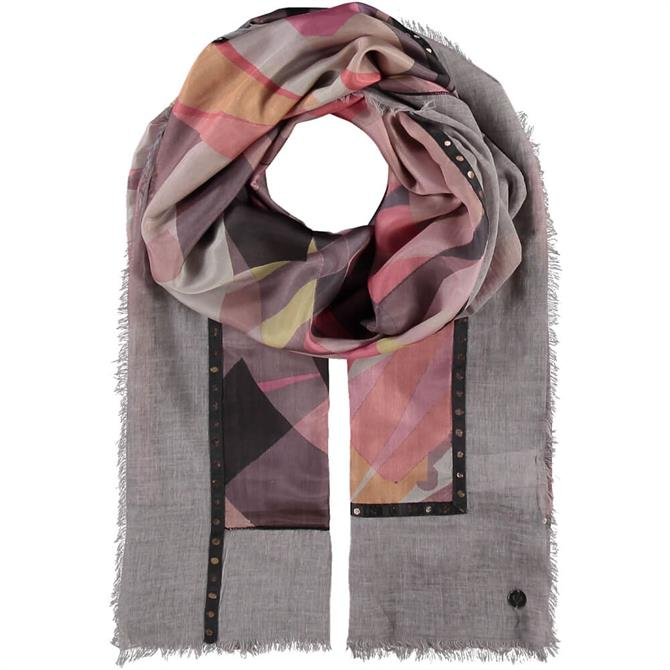 Fraas Ladies Abstract Floral Stole