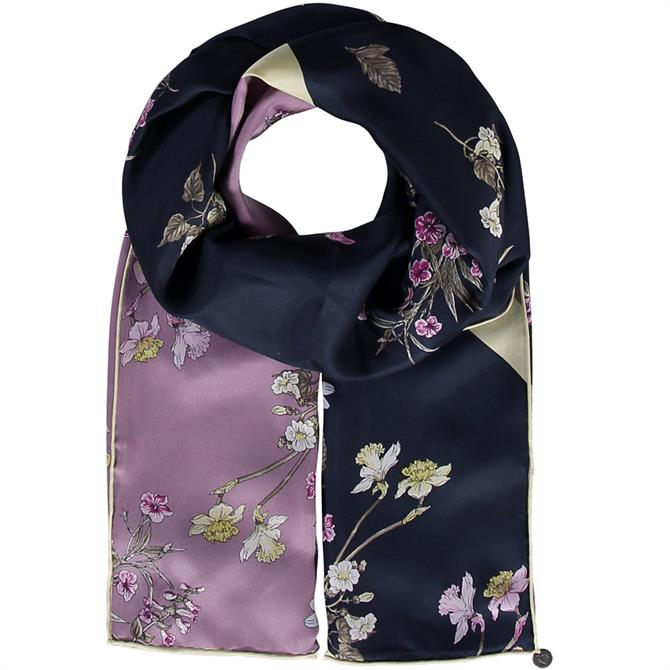 Fraas Floral Ladies Silk Scarf
