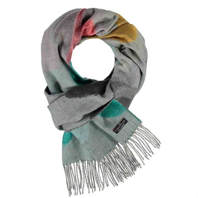Fraas Dotted Cashmink Ladies Scarf