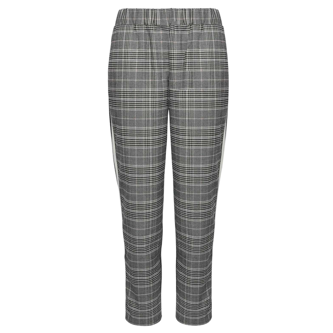 French Connection Amati Check Joggers