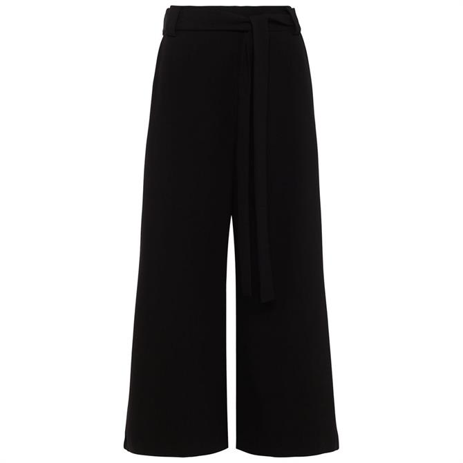French Connection Whisper Belted Culottes