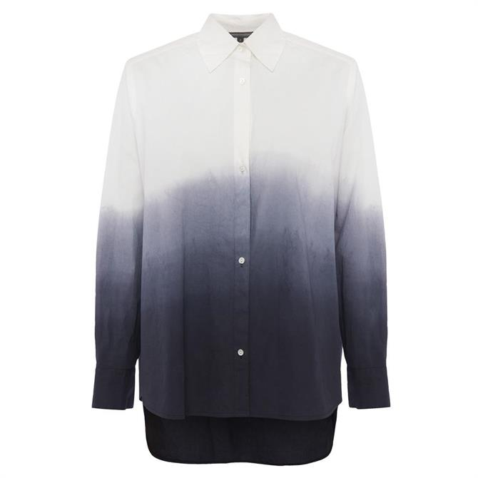 French Connection Cleo Tie Dye Shirt