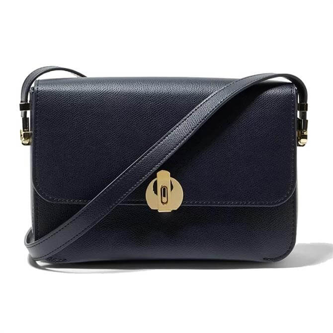 French Connection Margot Recycled Leather Crossbody Bag