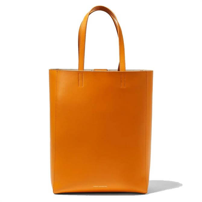 French Connection Moa Large Recycled Leather Tote Bag