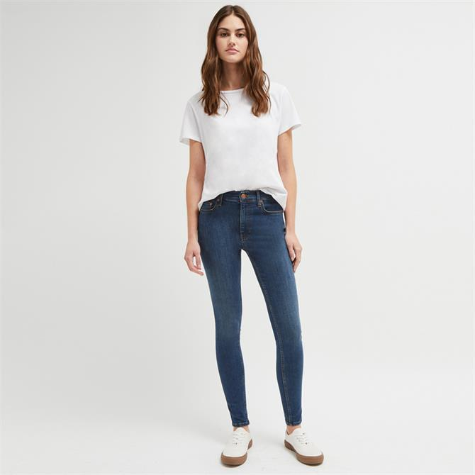 French Connection Rebound Vintage Skinny Jeans
