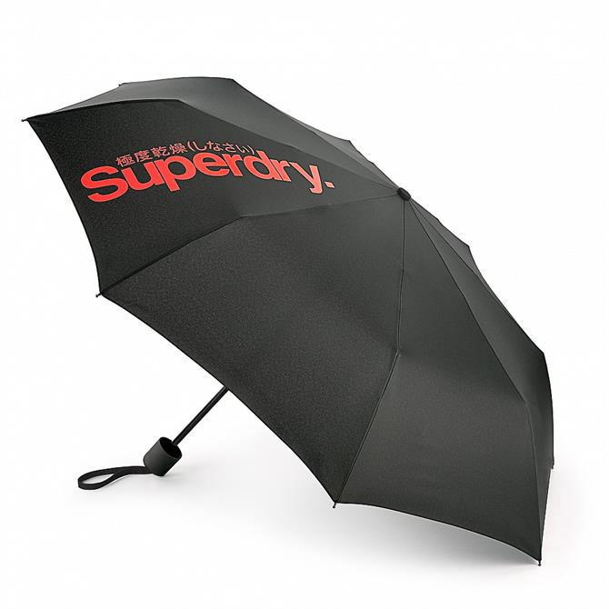 Superdry by Fulton Minilite-2 Umbrella