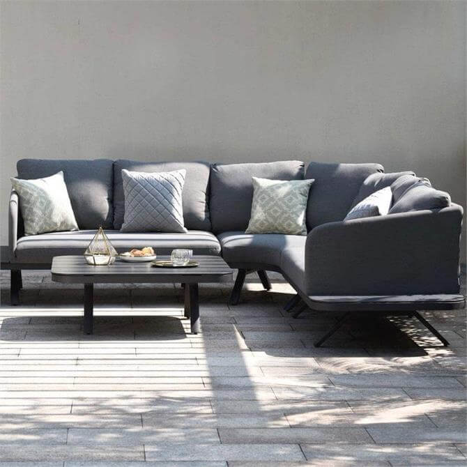Cove Corner Group Flanelle Fabric