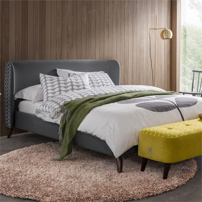 Orla Kiely Dottie 5ft Kingsize Bed