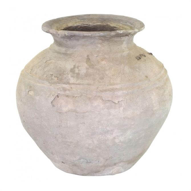 Restoration Small Water Pot