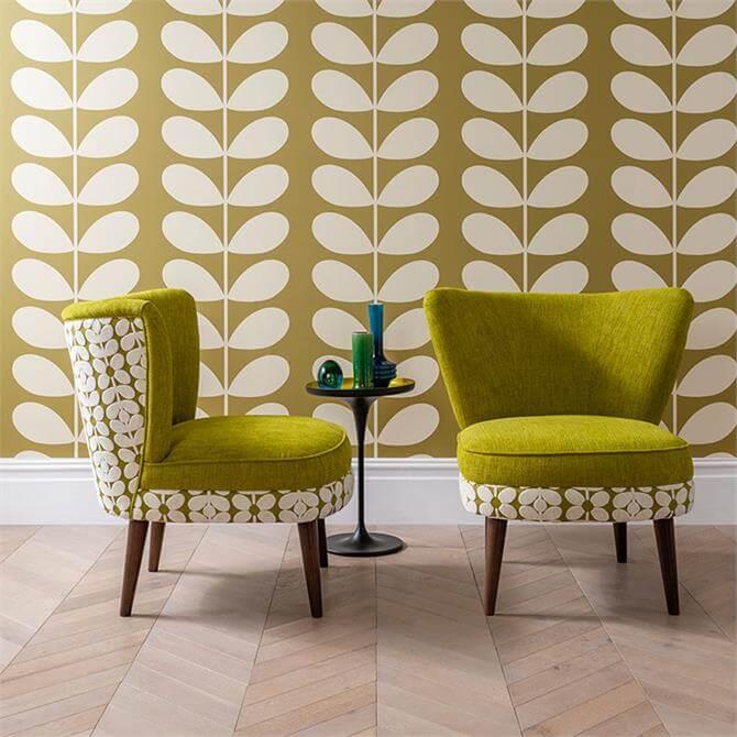 Orla Kiely Una Accent Chair