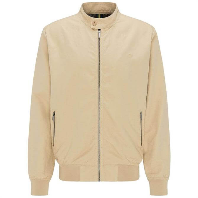 Fynch-Hatton Linen Mix Blouson