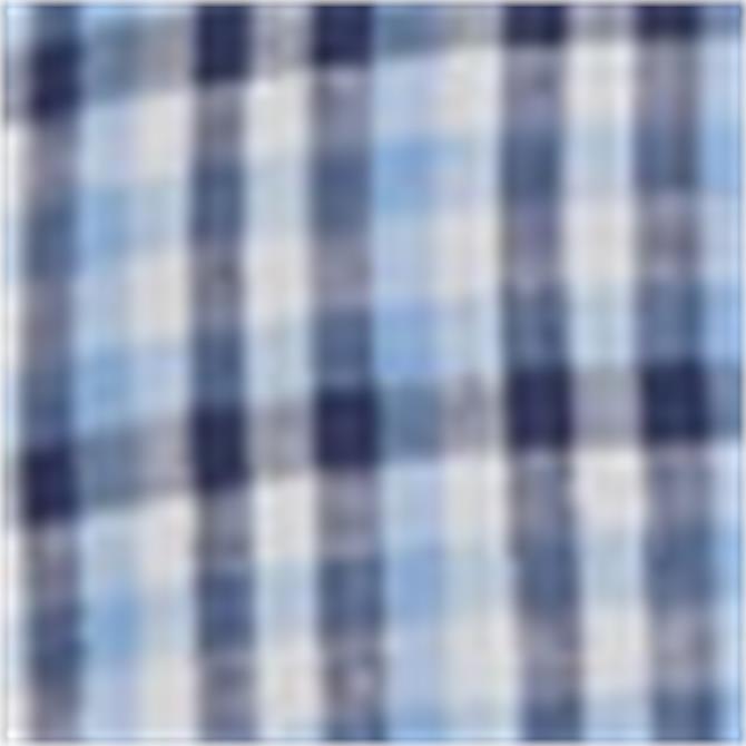 Fynch Hatton Classic Linen Print Short Sleeve Shirt