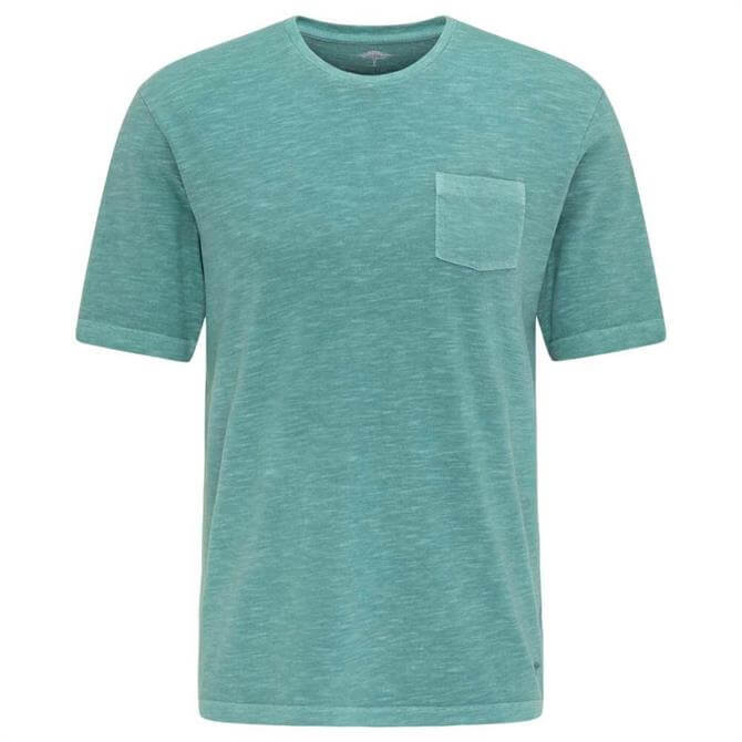 Fynch-Hatton Sustainable Pure Cotton T-Shirt