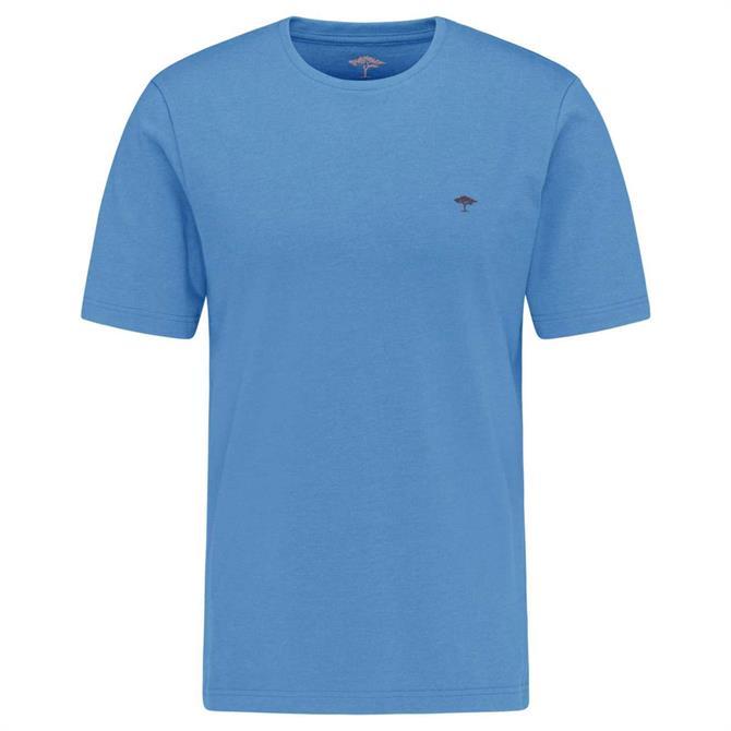 Fynch-Hatton Casual Fit Organic Cotton T-Shirt