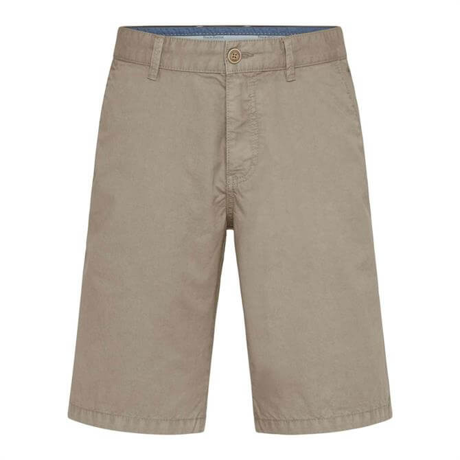 Fynch-Hatton Casual Fit Pure Cotton Shorts