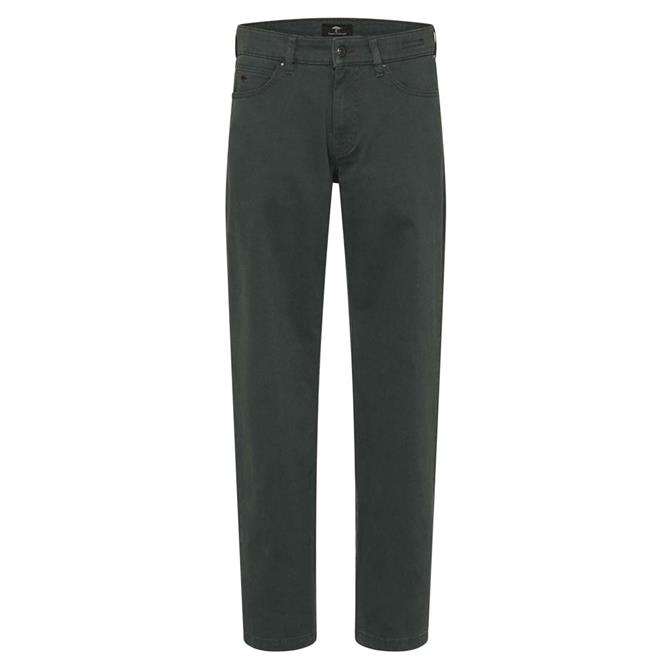 Fynch Hatton Tansania 5 Pocket Double-dyed Trousers