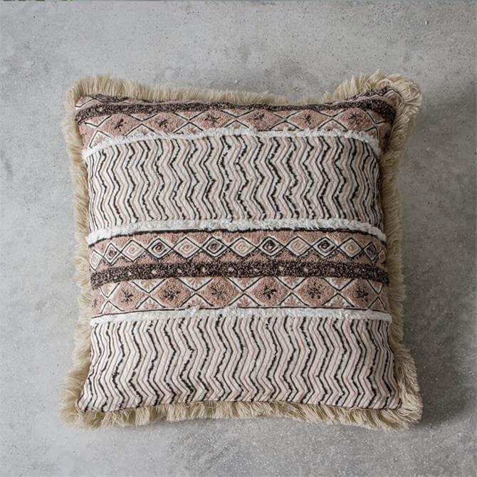 Mahika Embroidered Cushion
