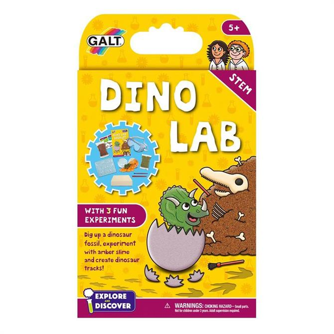 Galt Dino Lab Activity Kit