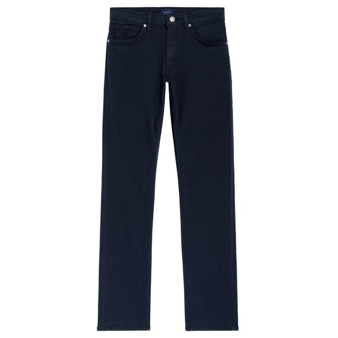 GANT Slim Fit Stretch Twill Jeans