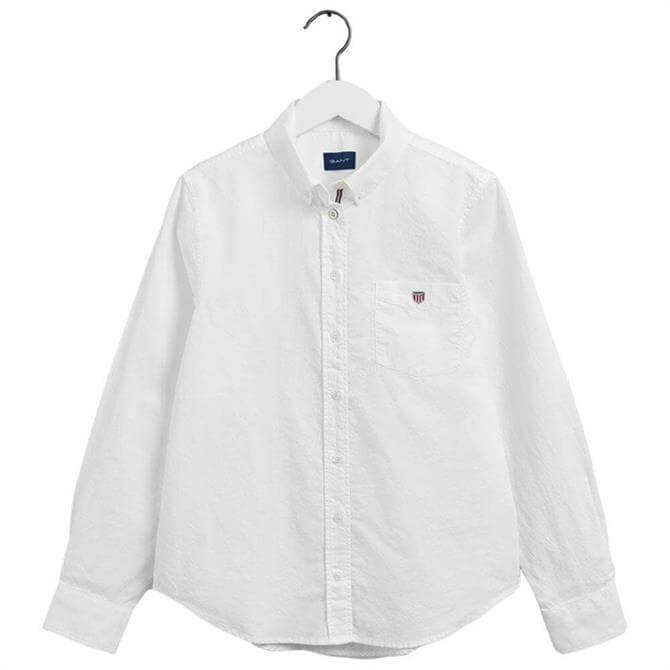 GANT Regular Fit Oxford Shirt