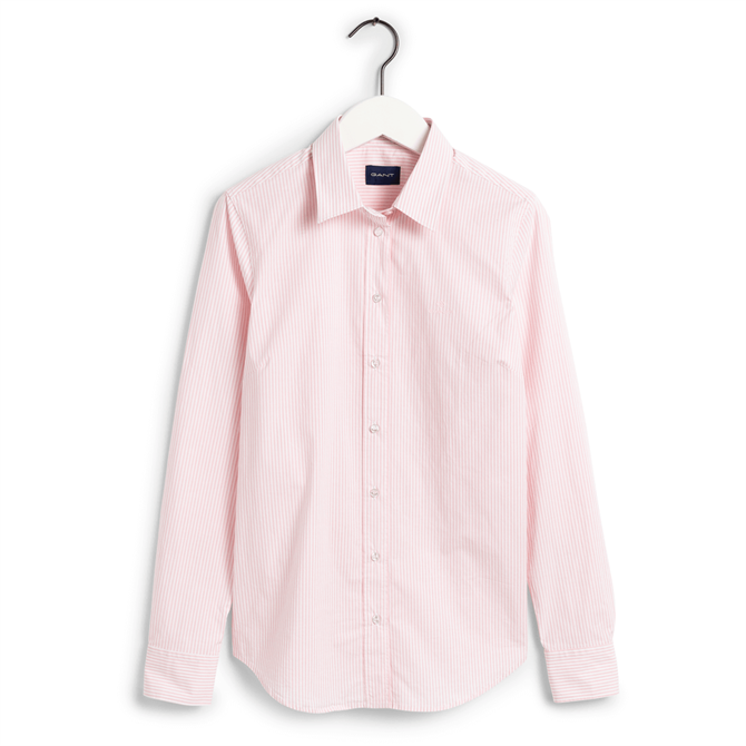 GANT Stretch Banker Stripe Broadcloth Shirt