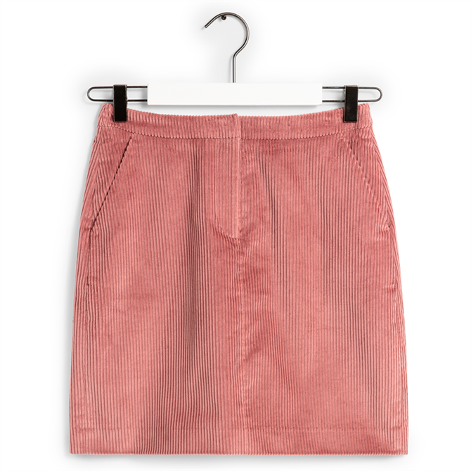 GANT Wide Wale Cord Skirt