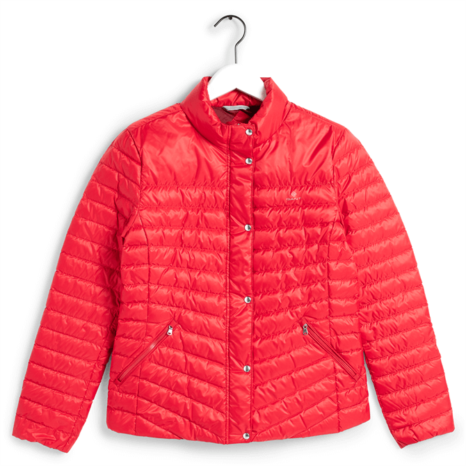 GANT Light Down Quilted Jacket
