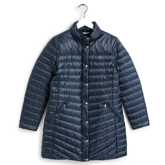 GANT Lightweight Quilted Down Coat