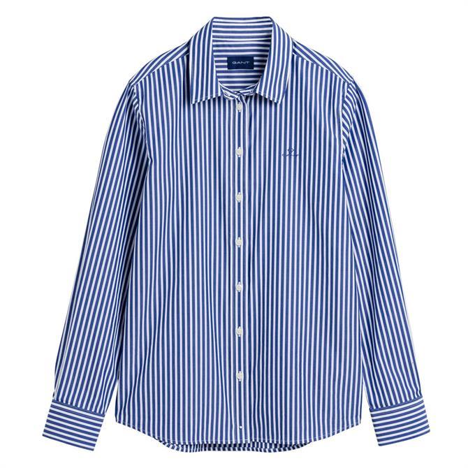 GANT Striped Broadcloth Shirt