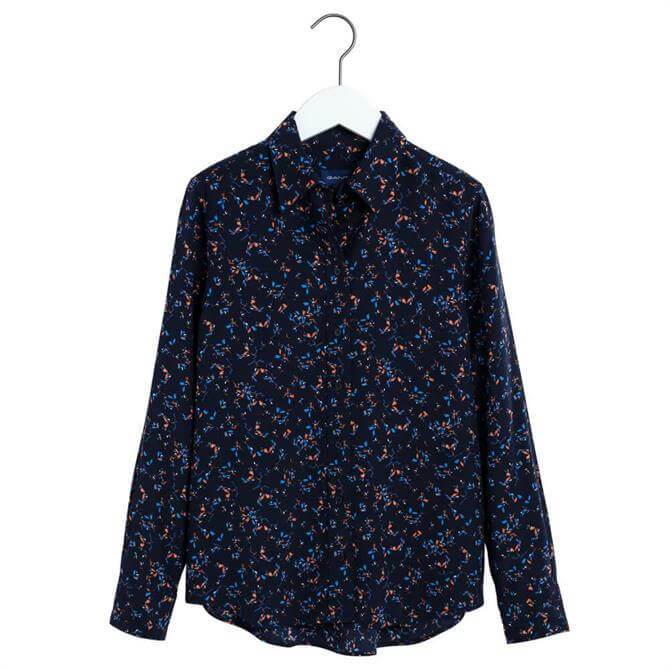 GANT Multi Floral Shirt