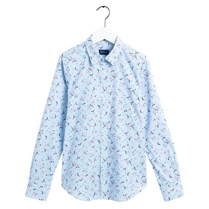 GANT Multi Floral Stretch Broadcloth Shirt