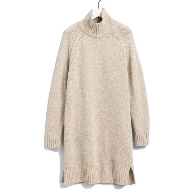 GANT Neps Knitted Dress