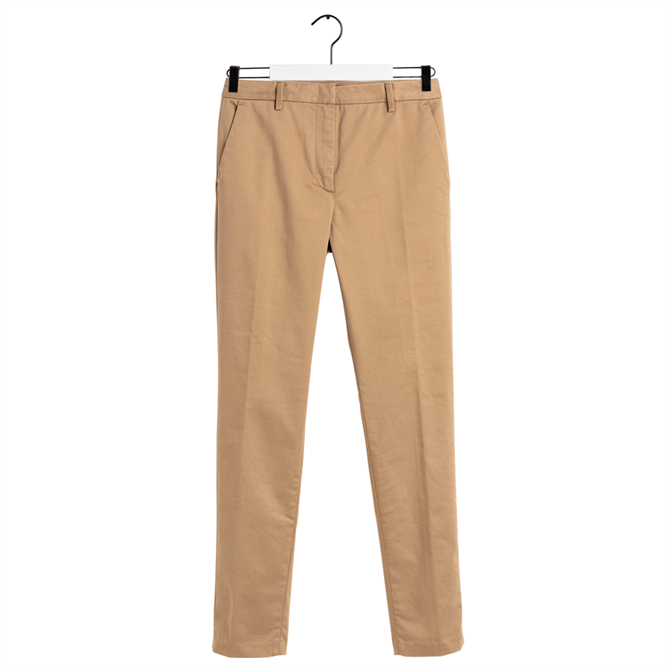 GANT Tech Prep Satin Slacks