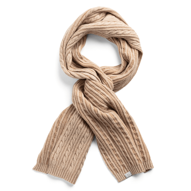 GANT Winter Faded Knit Scarf