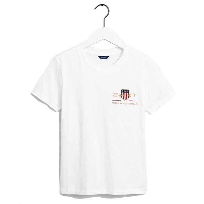 GANT Archive Shield Cotton T-Shirt