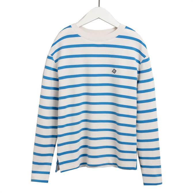 GANT Breton Stripe Top