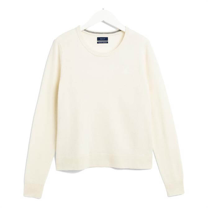 GANT Super Fine Lambswool Sweater