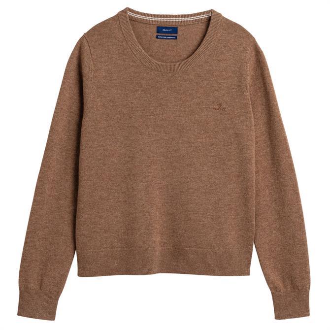 GANT Super Fine Lambswool Sweater