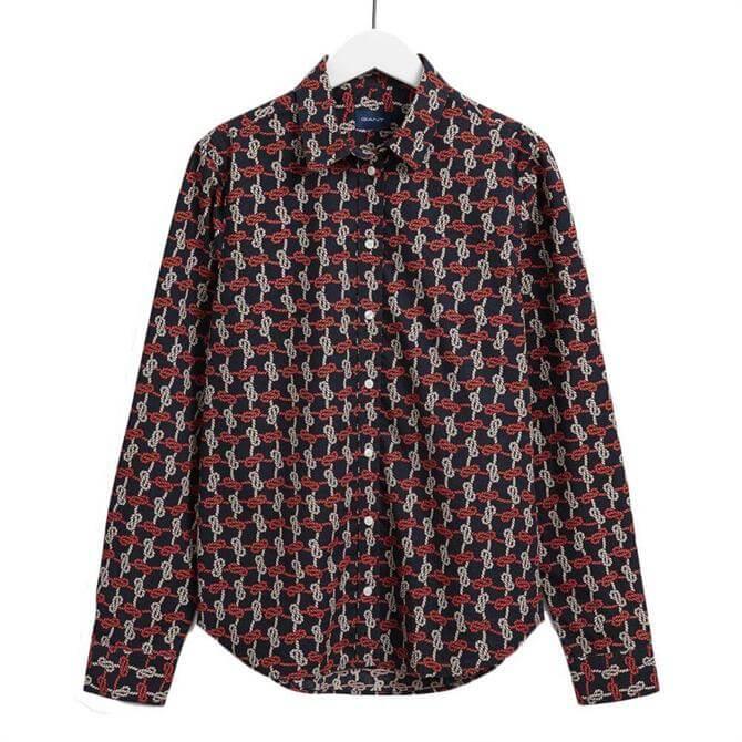 GANT Knot Print Shirt