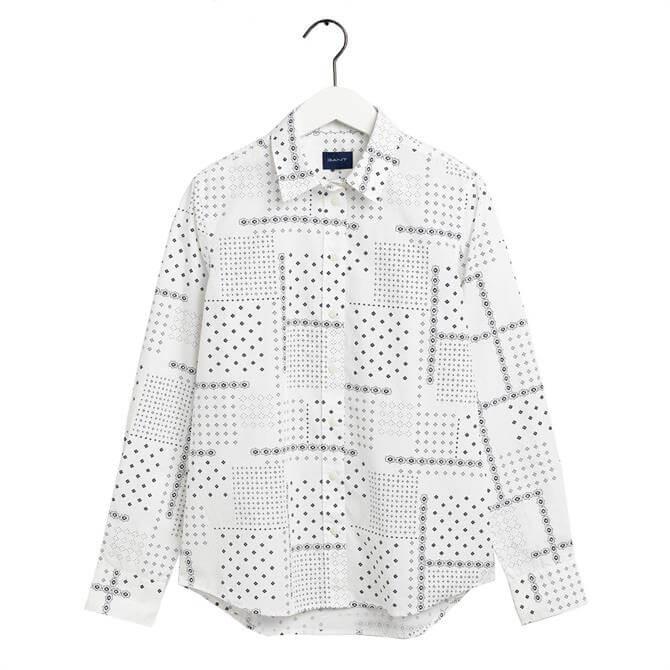 GANT Micro Paisley Shirt