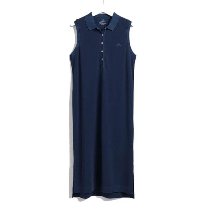 GANT Pique Polo Dress