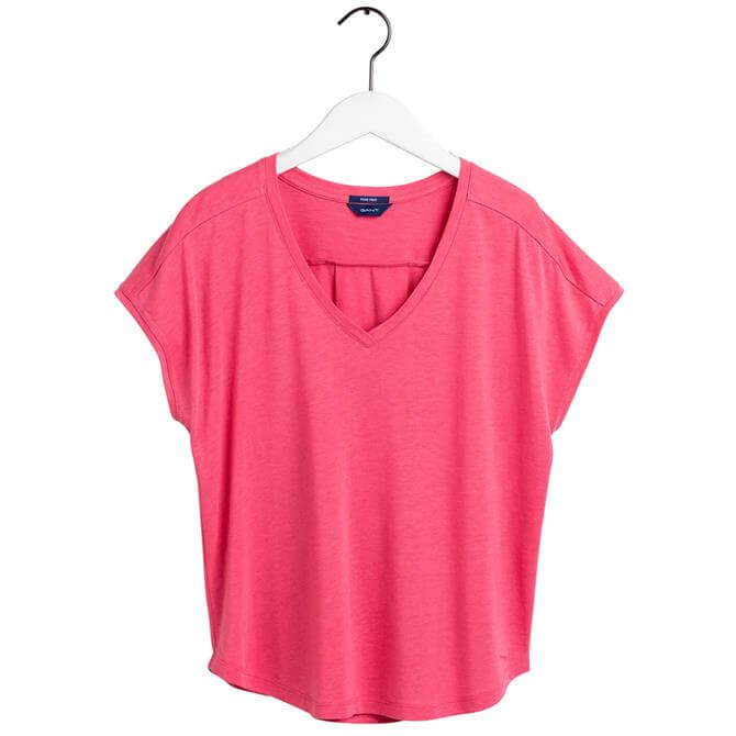 GANT Pure Prep V-Neck T-Shirt