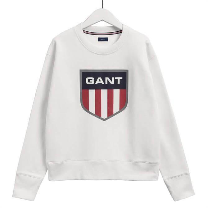 GANT Retro Shield Sweater