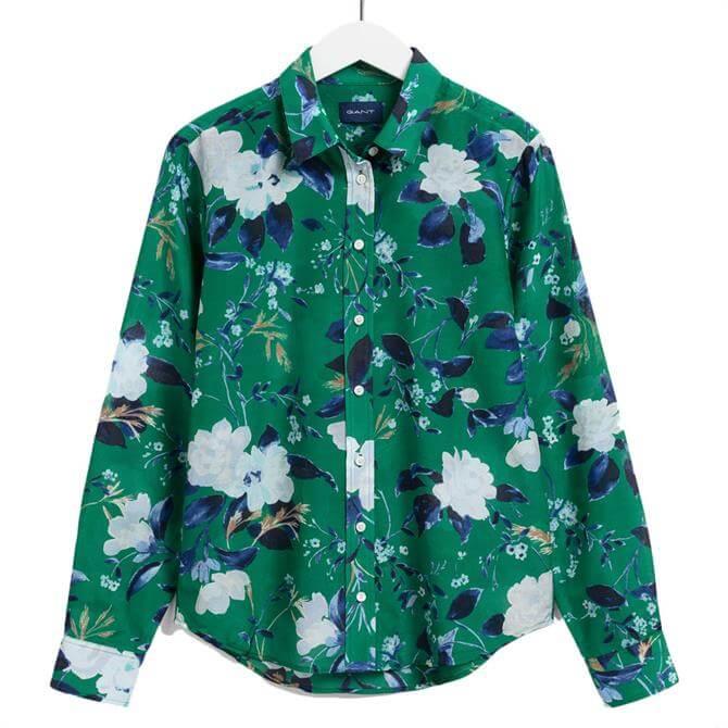 GANT Rose Silk Shirt
