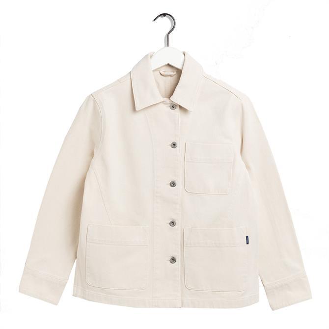 GANT Organic Cotton Shirt Jacket