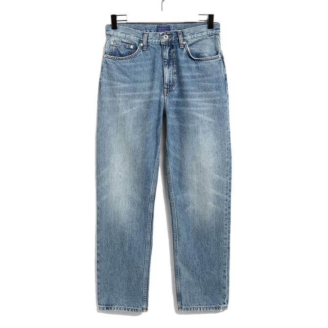 GANT Straight Cropped Jeans
