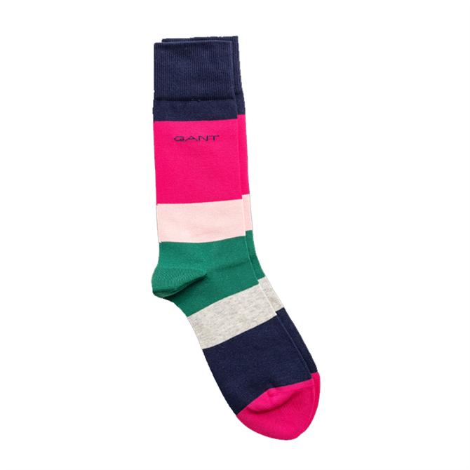 GANT Colour Block Socks AW19